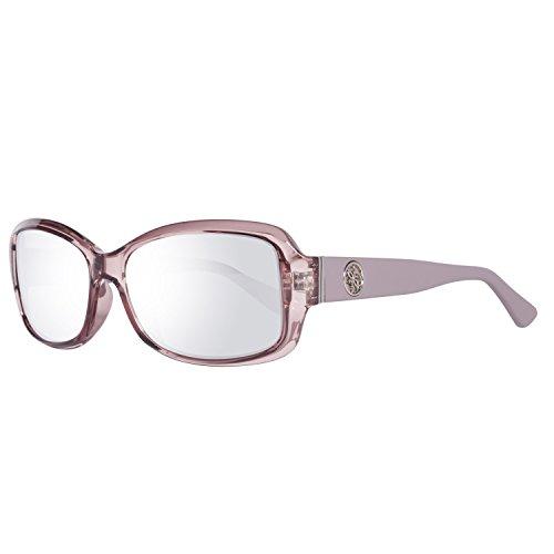 Guess Occhiali da Sole, Rosa (Pink), 55.0 Donna