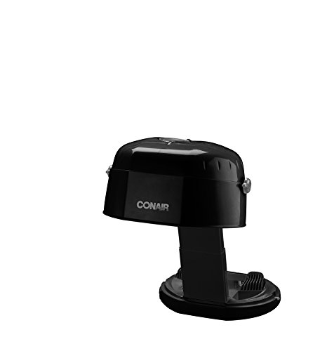 Conair Pro Style Collapsible Bonnet Hair Dryer, Black