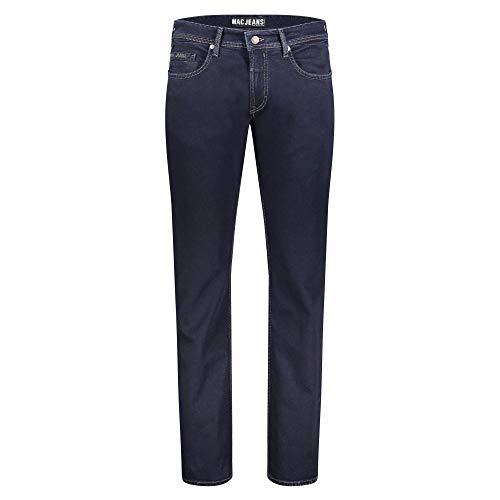 MAC Jeans Herren Ben Loose Fit Jeans, Blau (Blue Black H799), 40W / 30L