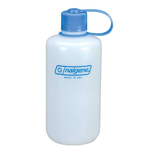 Nalgene HDPE estrecha del Bottle Water Mouth (1-Pint)