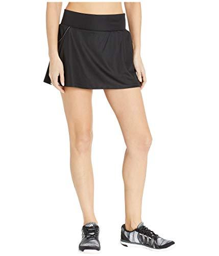 Adidas Club Falda de Tenis para Mujer, Falda de Tenis Club, Negro, X-Large