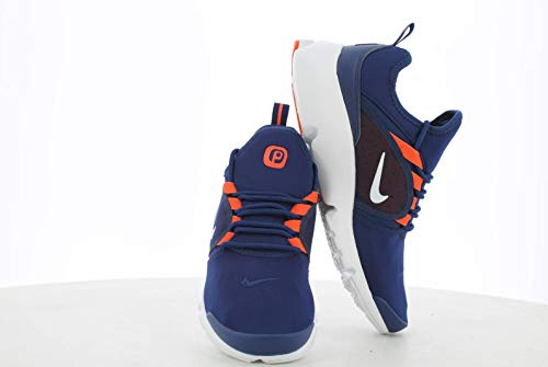 Nike Presto Fly WRLD, Zapatillas de Atletismo para Hombre, Multicolor (Blue Void/White/Team Orange 401), 45.5 EU