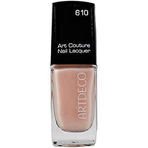Artdeco Art Couture Unisexe Vernis à ongles, vernis à ongles, couleur : 610 couture Nude, 1er Pack (1 x 51 g)