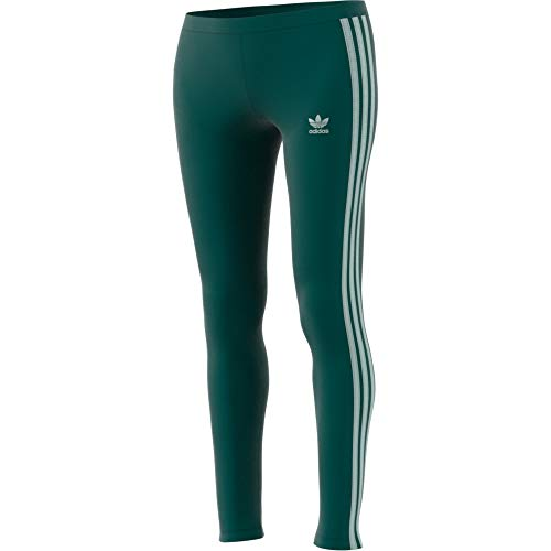 Adidas Originals 3 Stripes Leggings Dames Groen