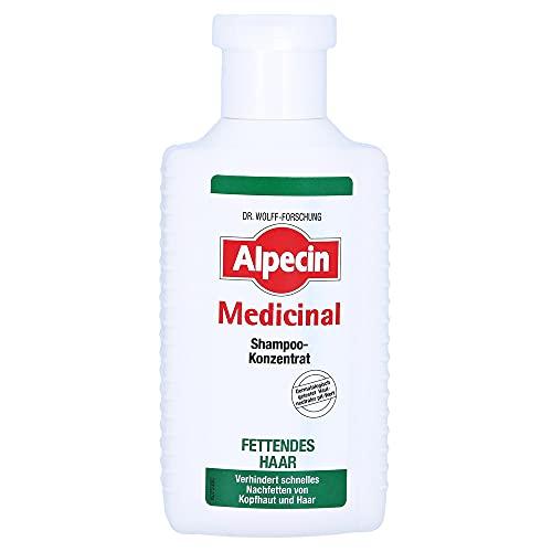 Alpecin Medicinal Shampoo Concentrate Oily Hair Shampoo - 200 ml