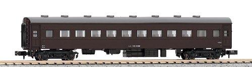KATO Nゲージ オハフ33 茶 戦後形 5128-3 鉄道模型 客車