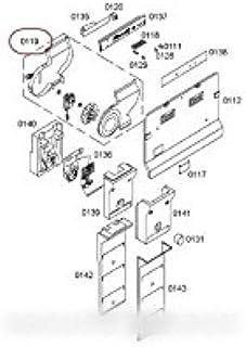 Bosch B/S/H – Ventilador completo 8925756 para frigorífico Bosch B ...
