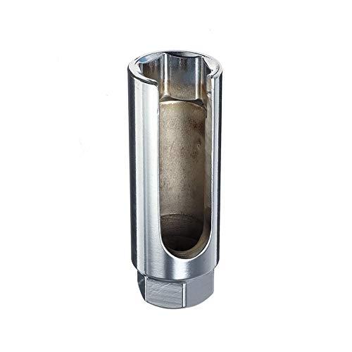 22Mm 3/8 Zoll Stick Lambda Sauerstoff Sensor Entfernung Steckschlüssel Werkzeug + Loch Fenster Draht Auto Reparatur Werkzeuge Silber Förderung