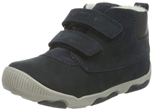 Geox Baby Jungen B New BALU' Boy B Ankle Boot, Navy, 24 EU