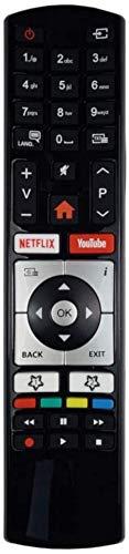 Echte TV afstandsbediening vervanging voor OK OLC 321 B-D4 / OLC 321 BD4