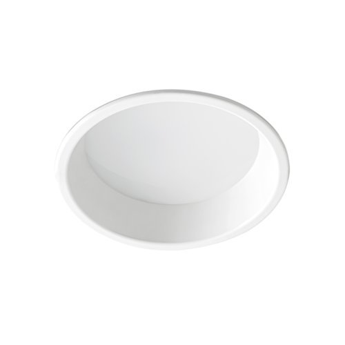 Faro Barcelona Son 42929 - Empotrable (bombilla incluida) LED, 24W, aluminio blanco y pmma, color blanco