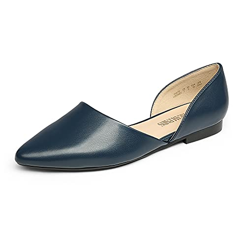 Top 10 best selling list for womens shoes flats navy