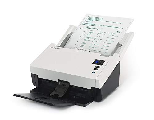 Great Deal! Visioneer Patriot Pd40-u Sheetfed Scanner - 600 Dpi Optical - 60-60 - Duplex Scanning - ...