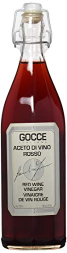 Gocce Aceto di Vino Rosso, 1000 ml