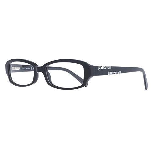Just Cavalli Optical Frame Jc0547 002 53 Montature, Nero (Schwarz), 53.0 Unisex-Adulto
