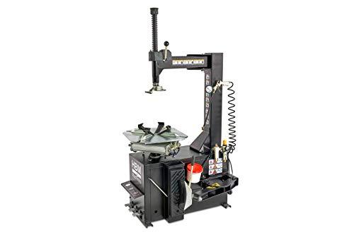 Máquina para montar neumáticos de 10 a 18 pulgadas, fácil de usar, tecnología robusta.
