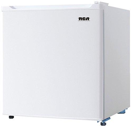 RCA RFR115-White 1.6 Cubic Foot Fridge, White