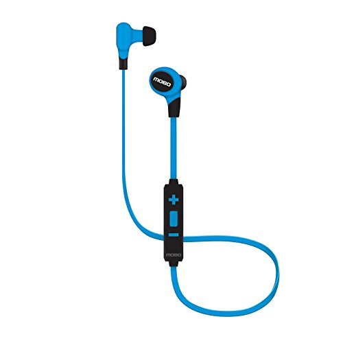 Audifonos Mobo Bluetooth Stereo Buds Azul No.11