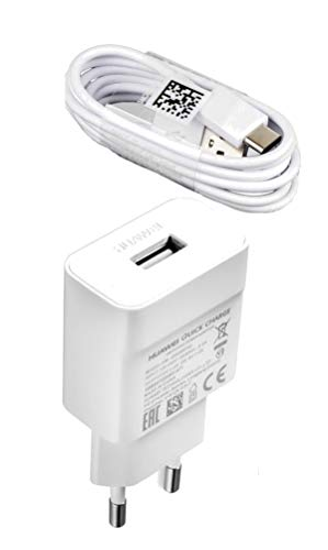 HUAWEI HW-059200EHQ 2 Pin Charger with Type C cable