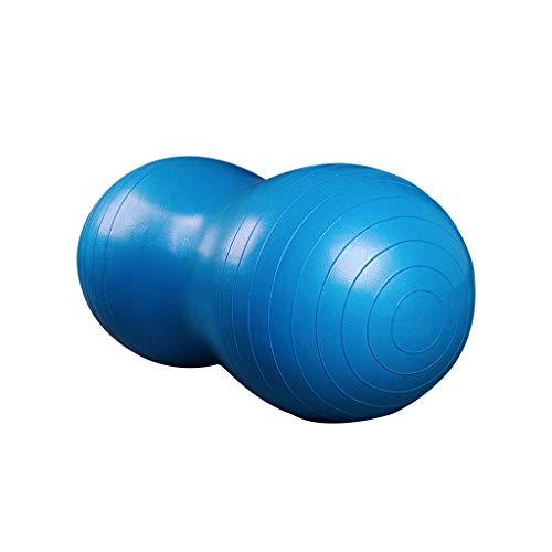 Exercise Balls Verdickter explosionsgeschützter Yoga-Ball für das Rehabilitationstraining für Kinder Fitness-Anfänger 45 * 90 cm Gymnastikball mit Schnellpumpe