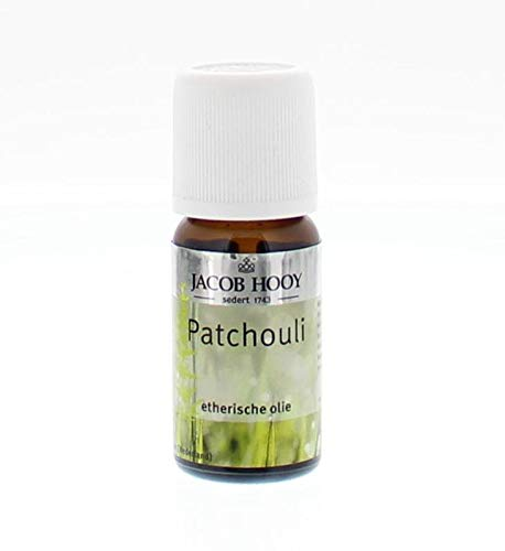 Jacob Hooy Patchouli Olie, 10 ml