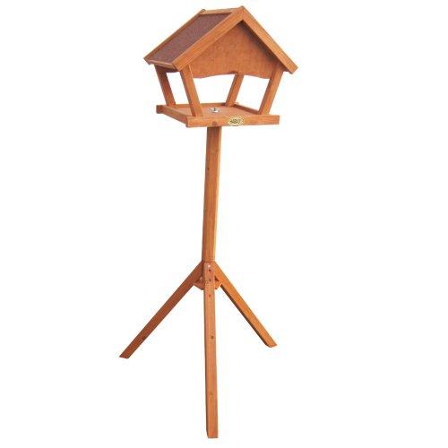 Habau 460 Vogelhaus Rotkehlchen mit Ständer - 3