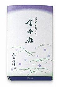 京都限定 金平糖専門店 緑寿庵清水 2種詰め合わせ(めろん・蜜柑) こんぺいとう