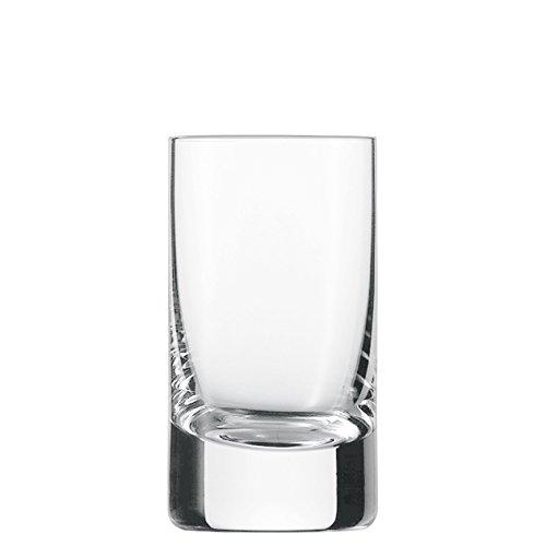 Schott Zwiesel Tritan Crystal Glass Paris Barware Collection Shot Cocktail Glass, 1.4-Ounce, Set of 6