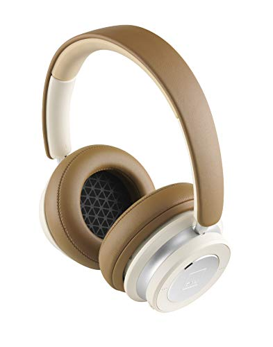 DALI IO-6 Premium Wireless Over-The-Ear Anc Headphones - Caramel White (IO-6 Caramel White)