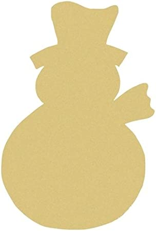 Snowman with Hat Cutout Snowman With Twig Arms Art Craft Do It Yourself Paint by Line Christmas Holiday Winter Character Unfinished Shape