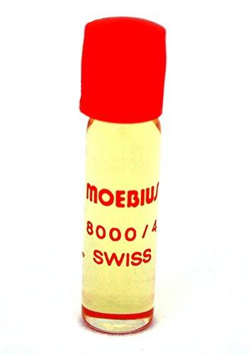 Moebius Multi-Purpose Lubricating High Grade Swiss Oil