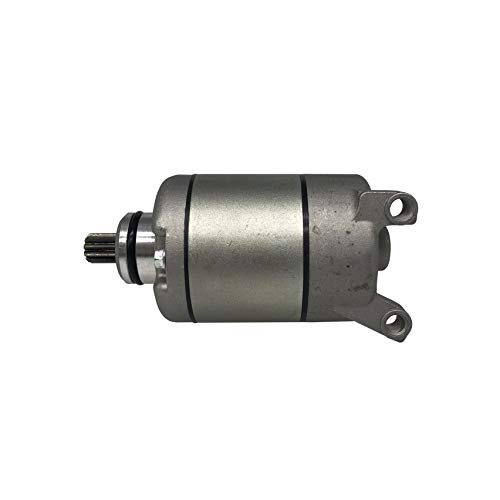 SHUmandala 18922 STARTER MOTOR FOR TRX 450 TRX450 TRX450ER HONDA Quad ATV 2006-2012 31200-HP1-601 410-54088 4518 49-5296 SM-14