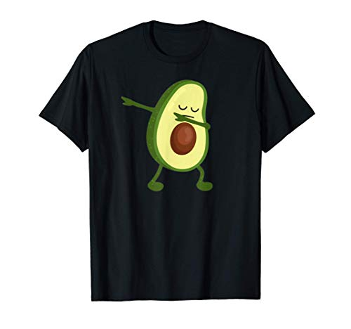 DABBING AVOCADO Design | HIP HOP AVOCADO GESCHENK T-Shirt