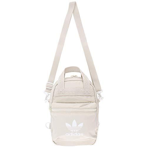 adidas Originals Micro Rucksack klein Mini Reisetasche, Unisex-Erwachsene, Rucksacktasche, Micro Backpack Small Mini Travel Bag, Alumina, Einheitsgröße
