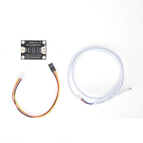 Analoger Sensor, Sensor, Wasserqualitätsprüfkit, tragbar Einfach zu verwenden zur Qualitätsüberwachung Hydroponik