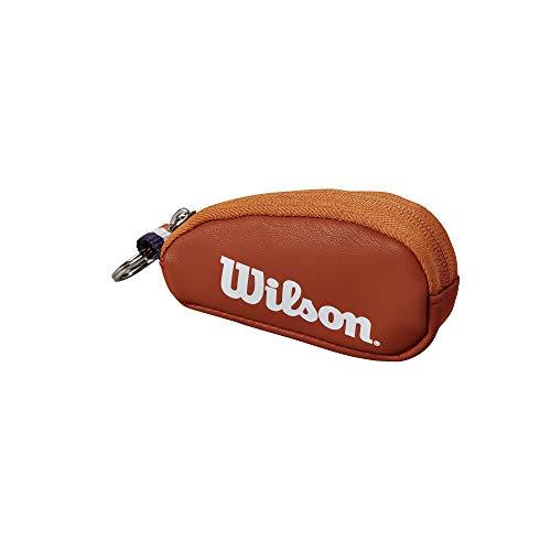 Wilson Portachiavi Roland Garros, Design con forma di borsone da tennis