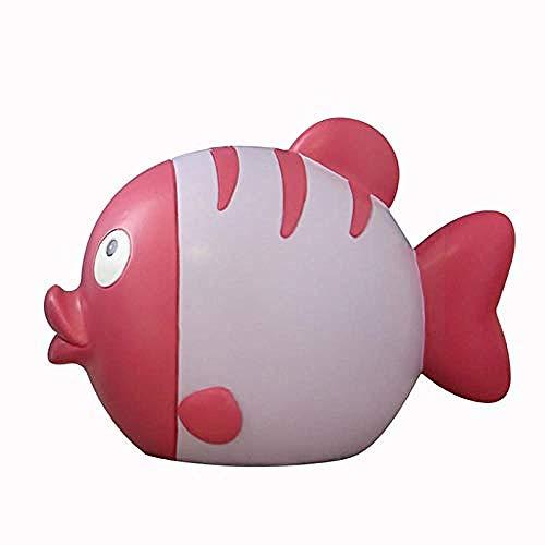 LOOKUR Beso Pescado Hucha Almacenamiento Tanque Infantil Hucha Dibujos Animados Lindo Regalo Adornos Boda Regalo De Cumpleaños