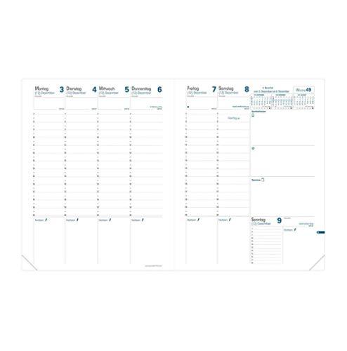 Ersatzkalender, für (Marke/Art.-Nr.) Terminkalender Trinote, Höhe Blatt 240mm