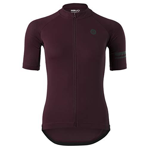 AGU Core Fietsshirt Essential Dames - Rood