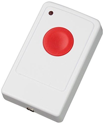 Lupus Panic Button für die XT Smarthome Alarmanlagen, kompatibel mit den XT Funk Alarmanlagen, löst beim Druck Alarm aus, informiert via APP, SMS, E-Mail, uvm., 12015