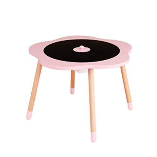 Speeltafel voor kinderen van hout, tafelvorm voor 1-5 jaar.