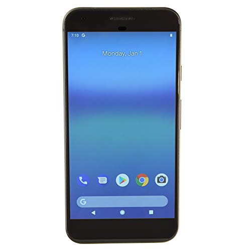 Google Pixel XL Factory Unlocked Smartphone, 32GB, 5.5-Inch Display - U.S. Version (Quite Black)