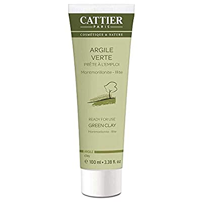 Cattier - Ready-to-Use Green Clay by Cattier