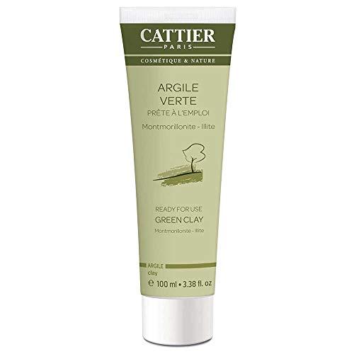 Cattier - Arcilla verde lista para usar