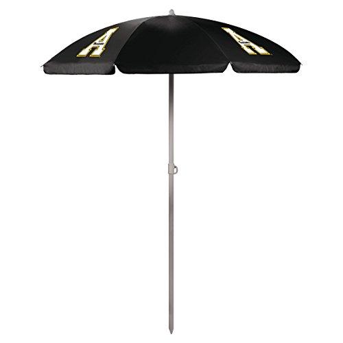PICNIC TIME NCAA Appalachian State Bergsteiger tragbar Sonnenschirm Regenschirm