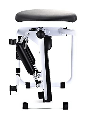 Taburete de Fitness multifunción Paso a Paso, Mini máquina de Pedal de Escalador silencioso hidráulico, Equipo de Fitness de Modo de Adelgazamiento múltiple