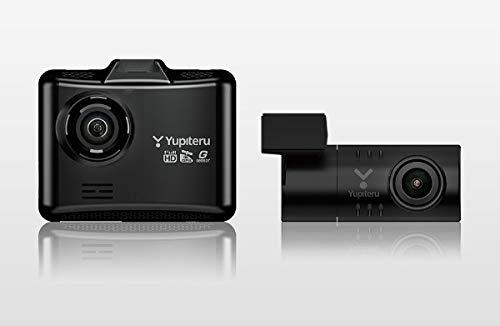 ユピテル前後撮影対応2カメラドライブレコーダーYUPITERUDRY-TW7600D