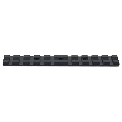 Weaver Mounts 48336 1-Piece Style Base Remington 597 Matte Black Finish
