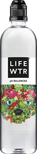LIFEWTR Premium Purified Water - Key Features