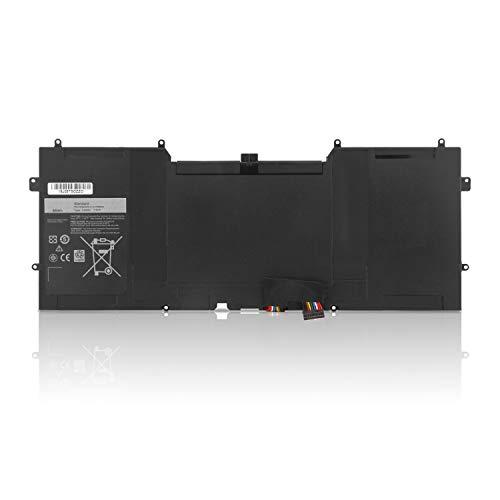 K KYUER 55Wh C4K9V Laptop Akku für Dell XPS 12 9Q23 9Q33 12-L221X 12D-1708 Dell XPS 13 9333 13-L321X 13-L322X L321X L322X Convertible Ultrabook Notebook Batterie PKH18 3H76R WV7G0 489XN Y9N00